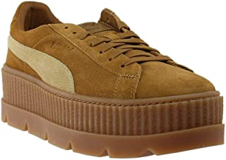 Select Men's x Fenty by Rihanna Cleated Creeper Suede Sneakers