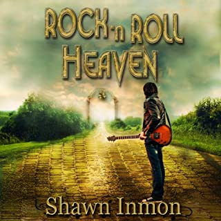 Rock 'n Roll Heaven audiobook cover art