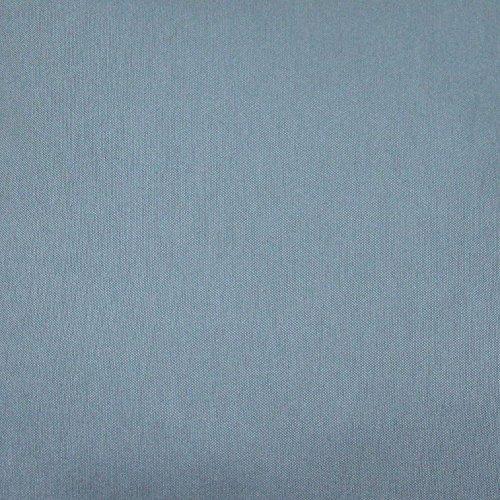 McAlister Textiles Tessuto Tinta Unita Panama | Vari Colori Stoffa al Metro per Cucito | Decorazioni Arredamento per la Casa | Celeste | Al Mezzo Metro 50x140cm