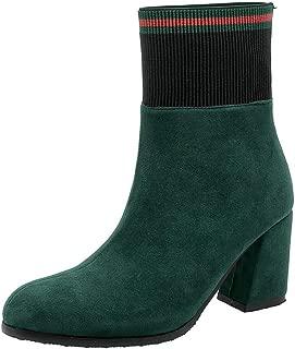 BalaMasa Womens ABS14054 Pu Boots