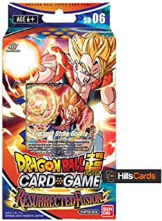 Dragon Ball Super TCG Resurrected Fusion Deck Series 5 Starter Deck - 51 Cards
