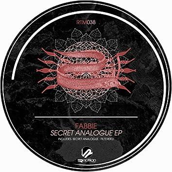Secret Analogue EP