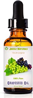 Grapeseed Oil For Skin, Hair and Massage