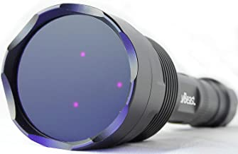 uvBeast NEW V3 365nm Black Light UV Flashlight – HIGH DEFINITION Ultraviolet - Rechargeable 18650 – HIGH POWER and LONG RA...