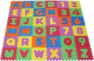 comprar comparacion Knorrtoys 21004–Tapis puzzle 86pièces–Tapis de jeu tapis de jeu pour enfants Tapis de jeu en mousse Tapis Tapis multi...