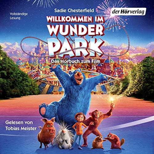 Willkommen im Wunder Park cover art