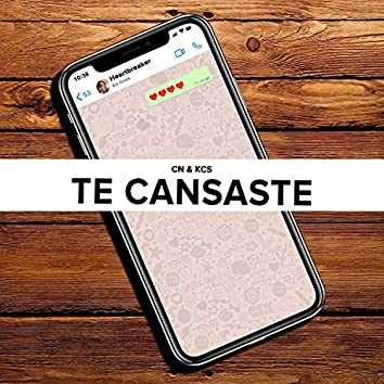 Te Cansaste