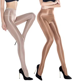 be7369757 2 Pairs Shaping Ballet Oil Socks Shiny Silk Stockings Pantyhose Dance Tights