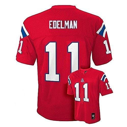pretty nice 78d93 07409 Edelman Patriots Jersey: Amazon.com