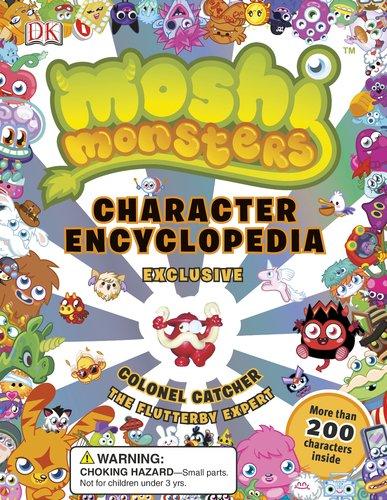 Moshi Monsters: Character Encyclopedia