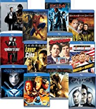 12-Pack: (Black Hawk Down / Casino Royale / The Fifth Element / Gattaca / Hellboy / and more)