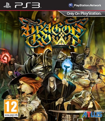 KING OF FLASH Offizielles Dragon Crown Playstation Network Only On Playstation
