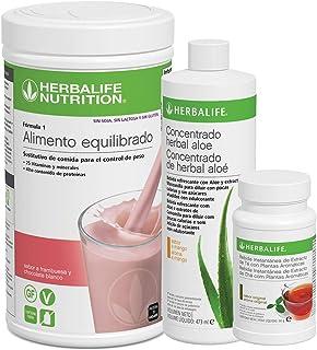 Pack AHORRO 3 productos Control de Peso Herbalife. Desayuno