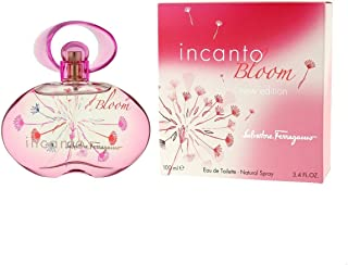 Incanto Bloom by Salvatore Ferragamo 100ml Eau de Toilette Spray for Women