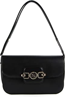 GUESS womens Hensley Convertible Shoulder Bag HANDBAGS