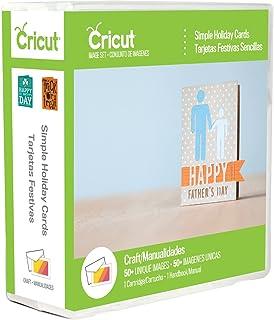 Cricut Simple Holiday Cards Cartridge