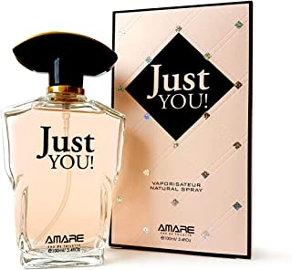 Just You by Amare - perfumes for women - Eau de Toilette, 100 ml