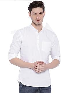 Zavlin Men's Cotton Full Sleeve Kurta