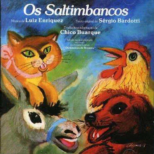 Vários Artistas - Os Saltimbancos - CD