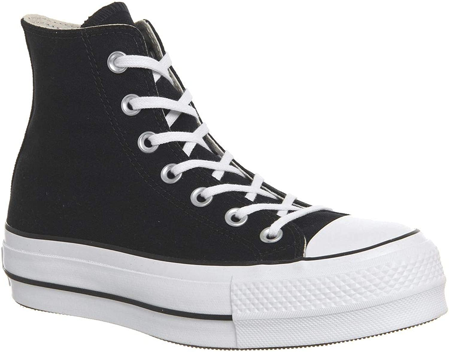 CONVERSE shoes woman high sneakers with platform 560845C CTAS LIFT HI