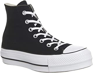 34c52752062f CONVERSE shoes woman high sneakers with platform 560845C CTAS LIFT HI