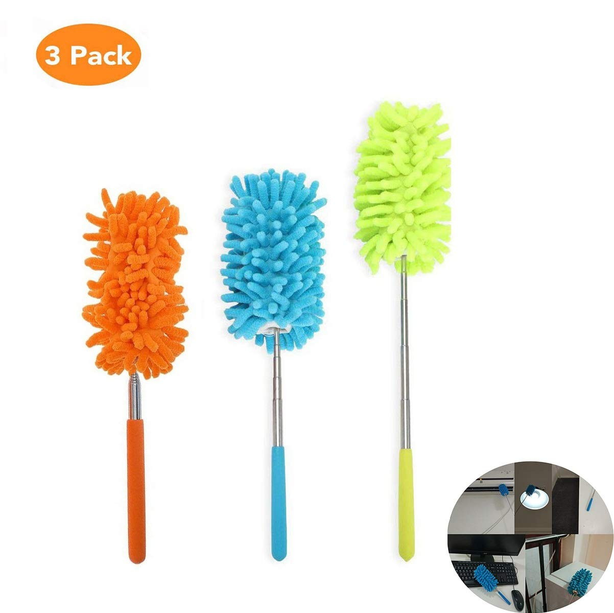 Microfiber Ztent Washable Extendable Cleaning