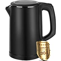 CUSIBOX 1.5L Water Electric Kettle with Overheating Protection