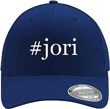 #jori - Adult Men's Hashtag Flexfit Baseball Hat Cap