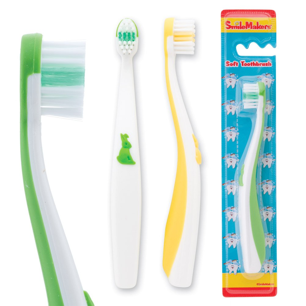 SmileCare Toddler Bunny Max 65% OFF Grip Toothbrushes 48 - Challenge the lowest price of Japan ☆ per pack