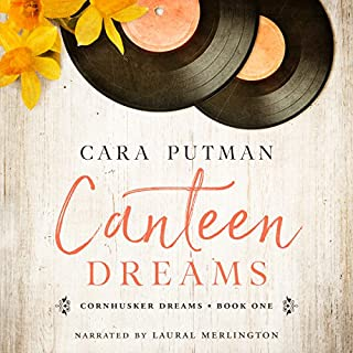 Canteen Dreams     Nebraska Brides Series, Book 1              By:                                                                                                                                 Cara C. Putman                               Narrated by:                                                                                                                                 Laural Merlington                      Length: 5 hrs and 40 mins     10 ratings     Overall 3.9