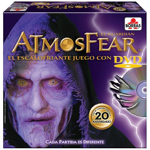 Educa Borrás 15120 - Atmosfear DVD 20 Aniversario