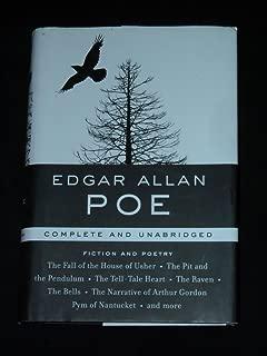 Edgar Allan Poe: Complete & Unabridged