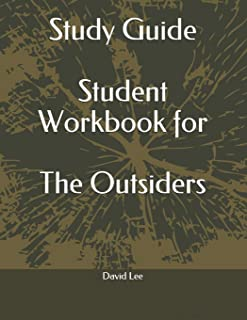 Study Guide Student Workbook for the Outsiders