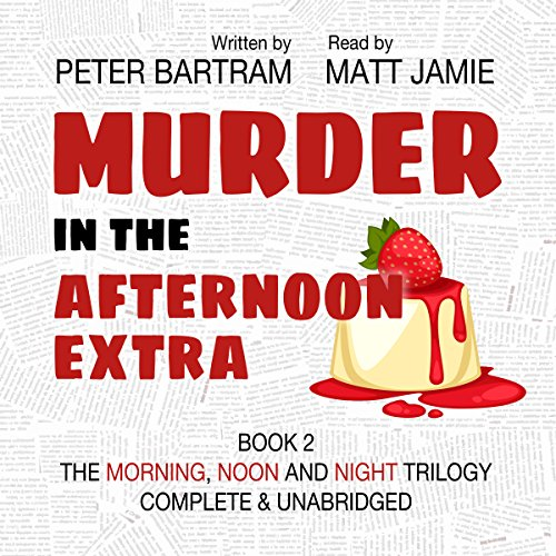 Murder in the Afternoon Extra audiobook cover art