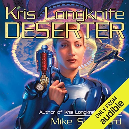 Deserter audiobook cover art