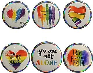gay pride love wins