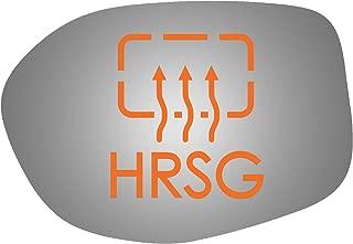 Burco 4532HRSG Redi-Set-Go Left Side Heated Mirror Glass for 2014-2017 Honda Odyssey