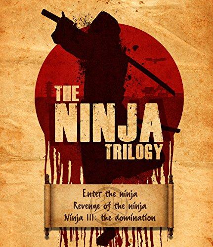 revenge of the ninja blu ray - 2