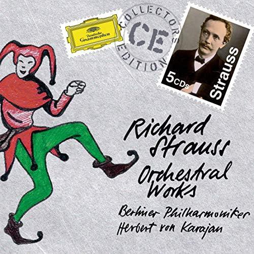 Herbert von Karajan, Berliner Philharmoniker & Richard Strauss