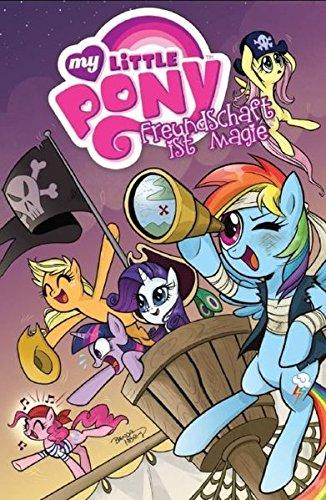 My Little Pony: Freundschaft ist Magie - Band 4 (Comic)