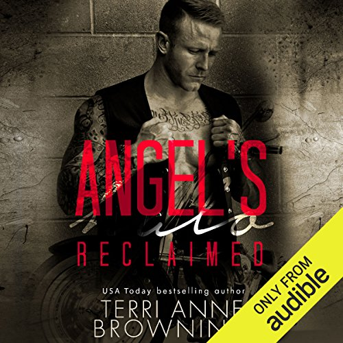 Angel's Halo: Reclaimed audiobook cover art