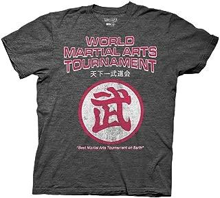 Dragon Ball Z World Martial Arts Tournament Logo Adult T-Shirt