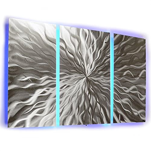 Touch Of Modern Led Canvas Art