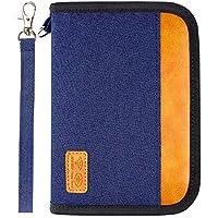 DTH-PANDA RFID Blocking US Family Passport Holder (blue-small)