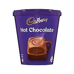 Cadbury Hot Chocolate Drink Powder Mix, 200 gm Pack