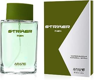 Striker by Amare - perfume for men - Eau de Toilette, 100 ml