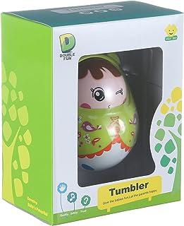 Double Fun Tumbler Doll Toy
