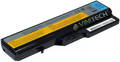 Vinitech Akku f r IBM Lenovo IdeaPad Z475 Z475 Z560 Z565 Z570 V370 Z575 V470 10 8V 4400mAh Schätzpreis : 17,39 €