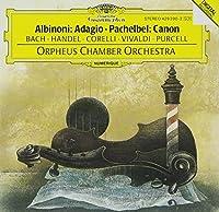 Albinoni: Adagio / Pachelbel: Canon (1991-01-18)