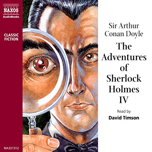 The Adventures of Sherlock Holmes IV audiobook cover art